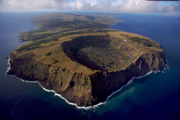Easter Island From Air_web
